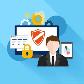 充実のセキュリティと管理者機能