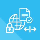 「ファイル共有機能」と「ファイル送信機能」異なる2つの機能をひとつのプラットフォームで提供