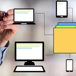 ファイル転送サービスでセキュリティ対策と業務効率アップへ!